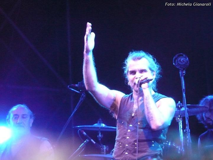 Litfiba - Reunion Tour - Carpi Foto: Michela Gianaroli