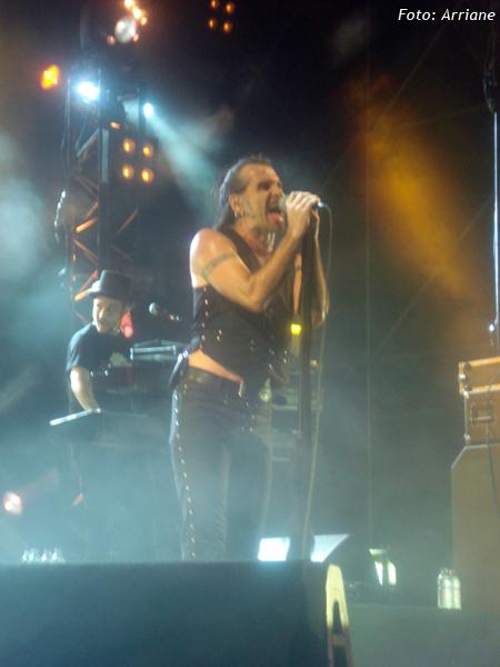 Litfiba - Reunion Tour - La Spezia Foto: Arriane