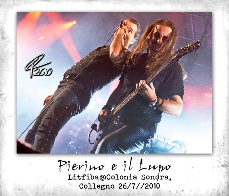 Litfiba - Reunion Tour - Collegno
