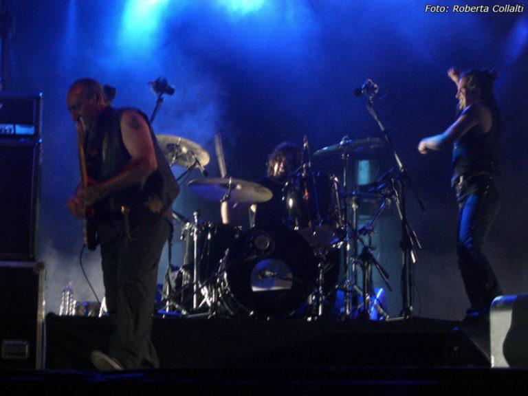Litfiba - Arezzo - Reunion Tour Foto: Roberta Collalti