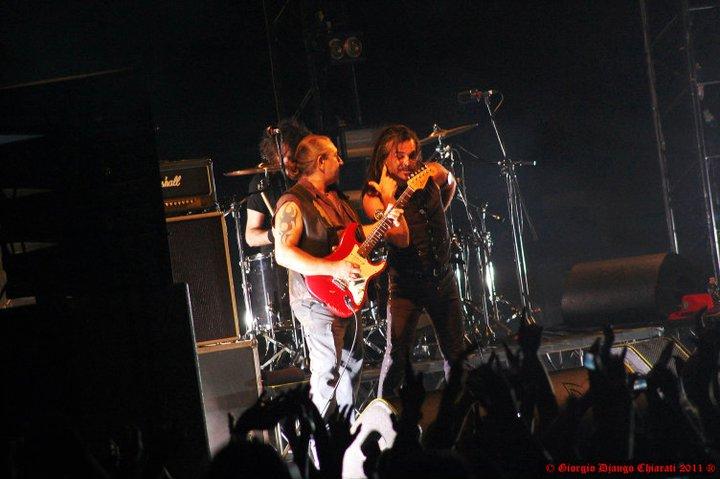 Litfiba - Reunion Tour - Sabaudia - Foto: Giorgio 'Django Chiarati