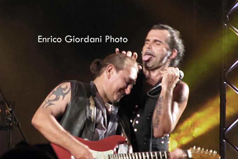 Litfiba - Reunion Tour - Noci - Foto: Enrico Giordani