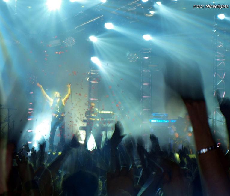 Litfiba - Reunion Tour - Firenze Foto: Mimiolights