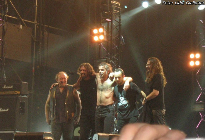 Litfiba - Reunion Tour - Roma - Foto: Lidia Giallatini