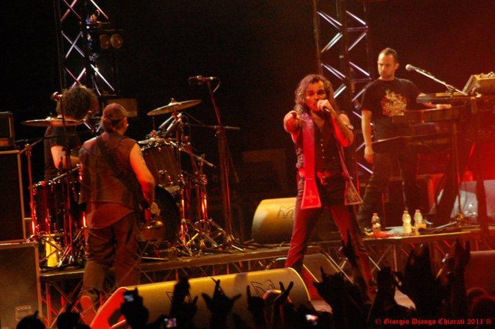 Litfiba - Reunion Tour - Sabaudia - Foto: Giorgio Django Chiarati