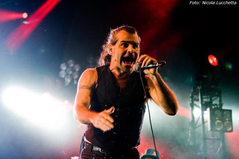 Litfiba - Majano - Reunion Tour Foto: Nicola Lucchetta