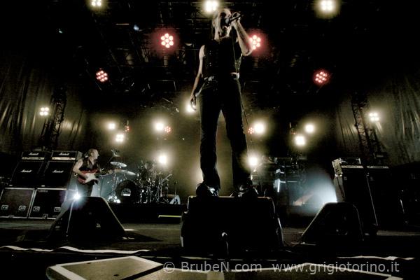 Litfiba - Reunion Tour - Collegno Foto: Bruben.com - www.grigiotorino.it