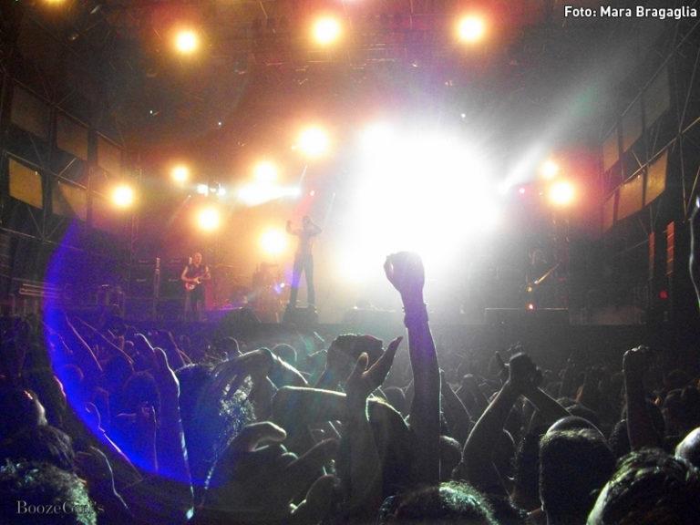 Litfiba - Reunion Tour - Roma - Foto: Mara Bragaglia