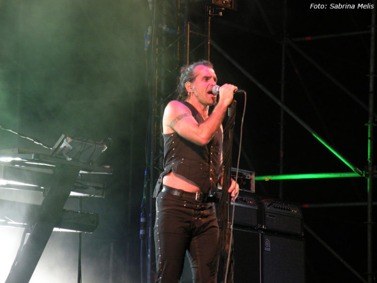 Litfiba - Cagliari - Reunion Tour Foto: Sabrina Melis