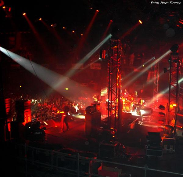 Litfiba - Reunion Tour - Firenze Foto: Nove Firenze