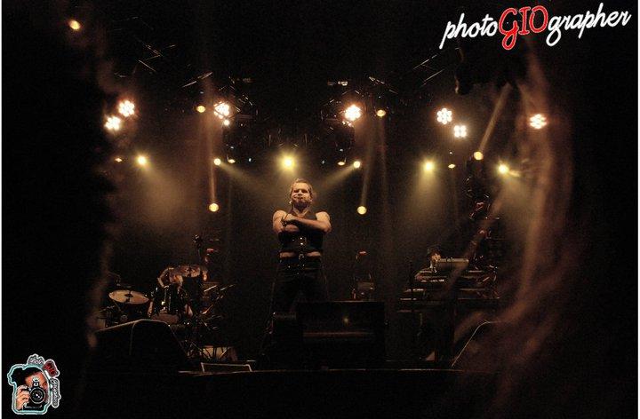 Litfiba - Rimini - Reunion Tour - Foto: photoGIOgrapher