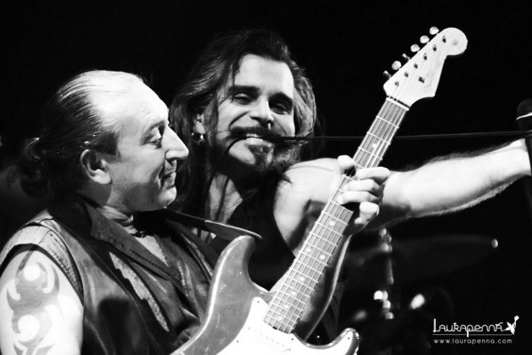 Litfiba - Reunion Tour - Sabaudia - Foto: Laura Penna