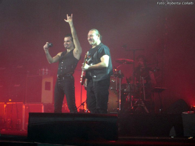 Litfiba - Reunion Tour - Firenze Foto: Roberta Collalti