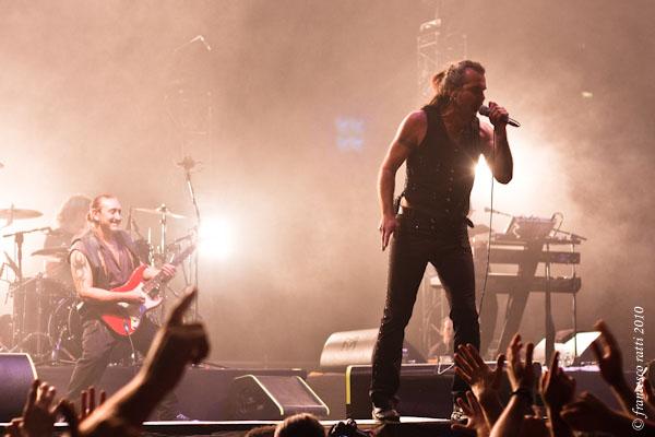 Litfiba - Milano - Reunion Tour Foto: Francesco Ratti