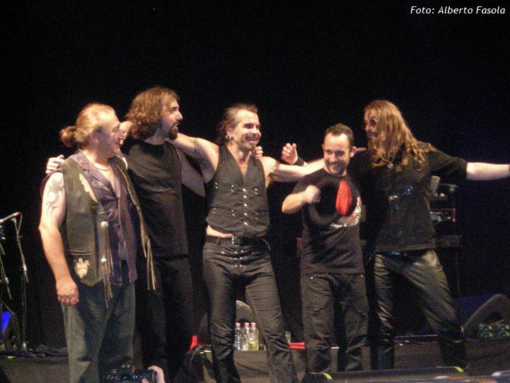 Litfiba - Reunion Tour - Carpi Foto: Alberto Fasola