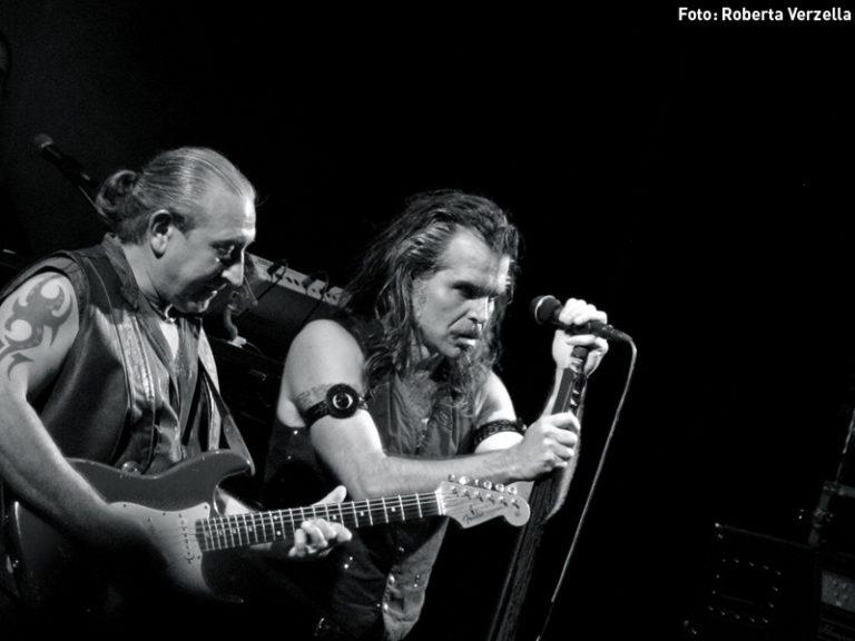 Litfiba - Reunion Tour - Sabaudia - Foto: Roberta VerzellaLitfiba - Reunion Tour - Roma - Foto: Roberta Verzella