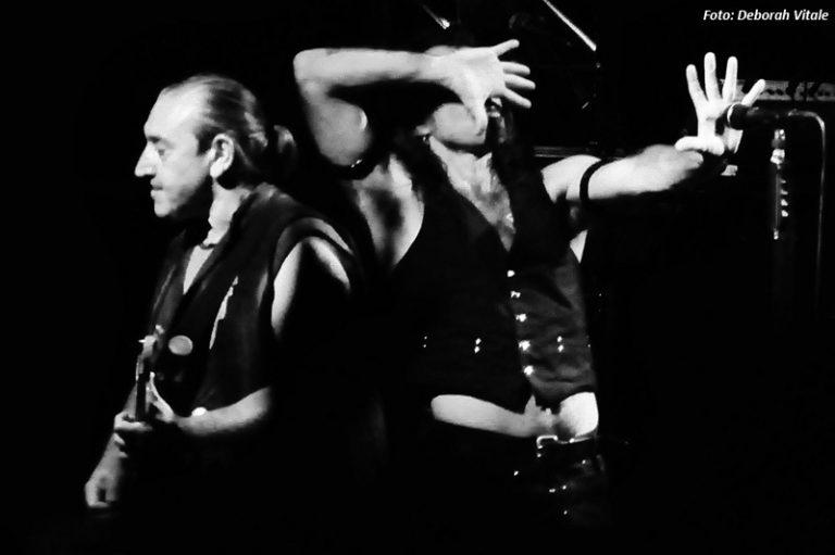 Litfiba - Reunion Tour - Sabaudia - Foto: Deborah Vitale