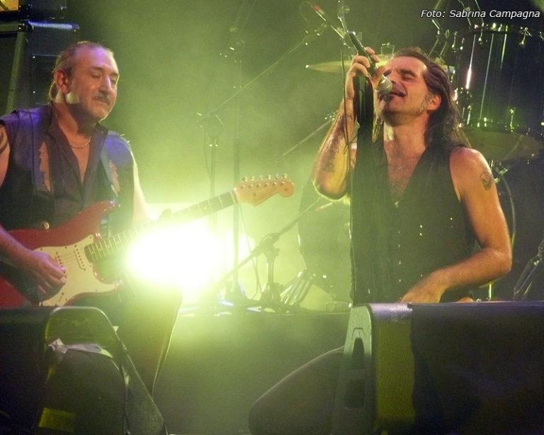 Litfiba - Napoli - Reunion Tour - Foto: Sabrina Campagna