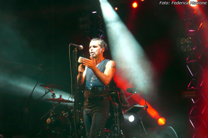 Litfiba - Reunion Tour - Noci - Foto: Federica Marrone