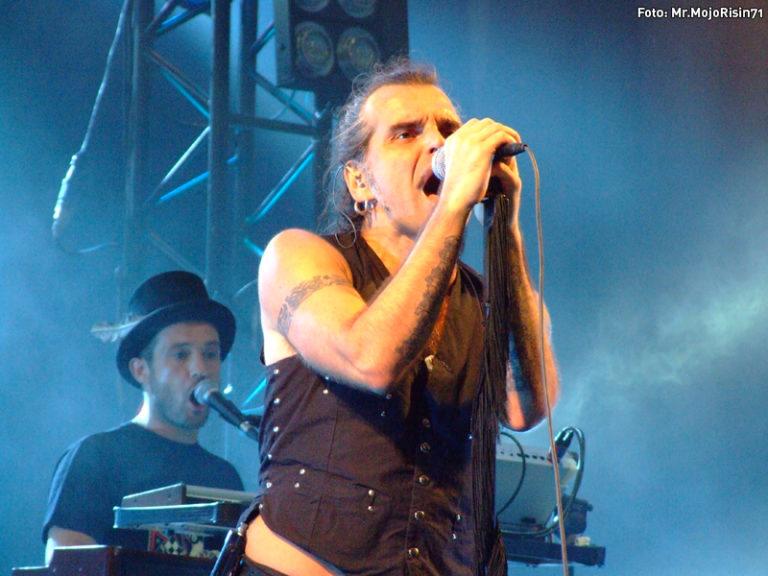 Litfiba - Reunion Tour - Collegno Foto: Mr.MojoRisin71