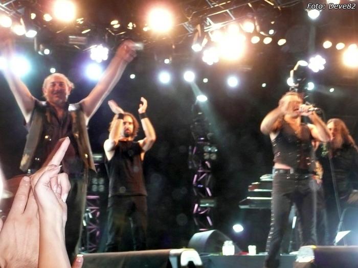 Litfiba - Arezzo - Reunion Tour Foto: Deve82