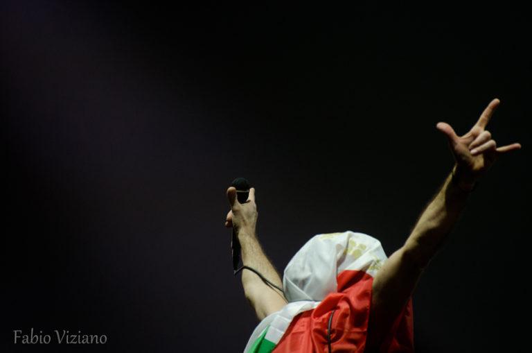 Litfiba - Genova - Grande Nazione Tour - Foto: Fabio Viziano