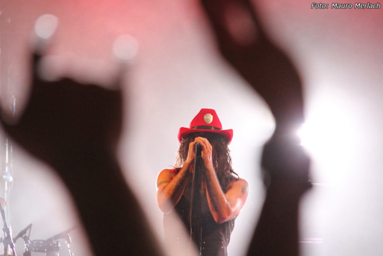 Litfiba - Majano - Reunion Tour Foto: Mauro Merlach