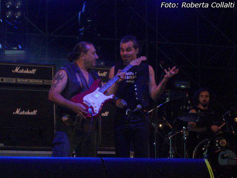 Litfiba - Reunion Tour - Grottammare Foto: Roberta Collalti