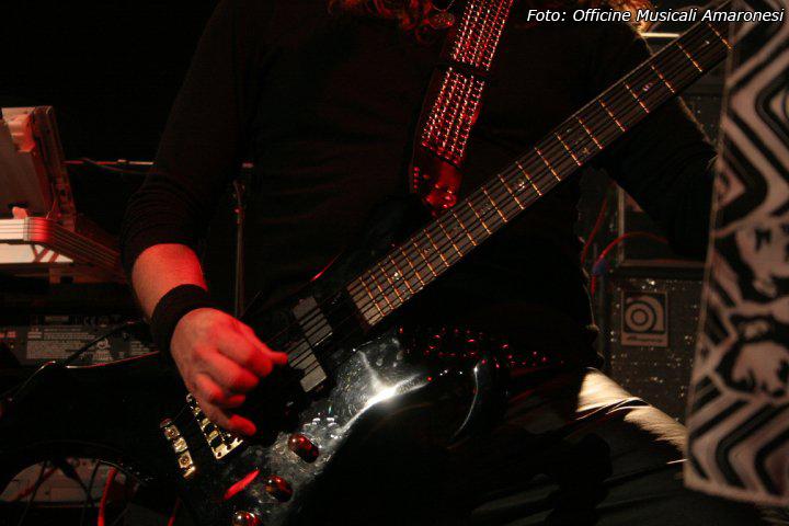 Litfiba - Reunion Tour - Zurigo - Foto: Officine Musicali Amaronesi