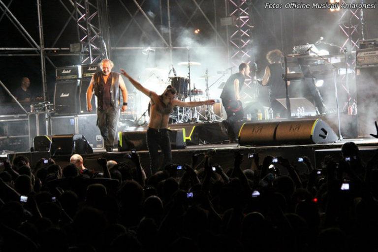 Litfiba - Reunion Tour - Catanzaro Foto: Officine Musicali Amaronesi