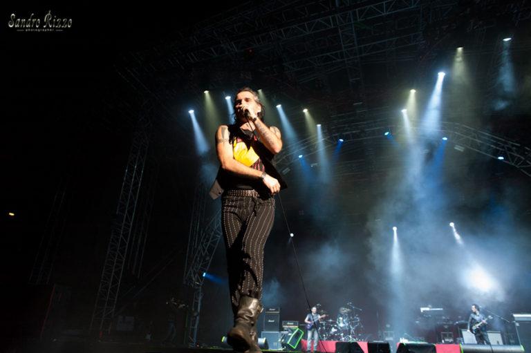 Litfiba - Verona - Grande Nazione Tour - Foto: Sandro Rizzo