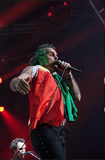 Litfiba - Firenze - Grande Nazione Tour
