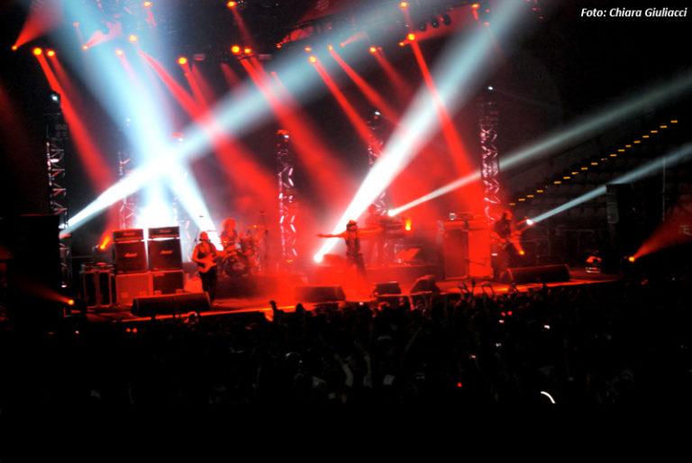 Litfiba - Reunion Tour - Firenze Foto: Chiara Giuliacci