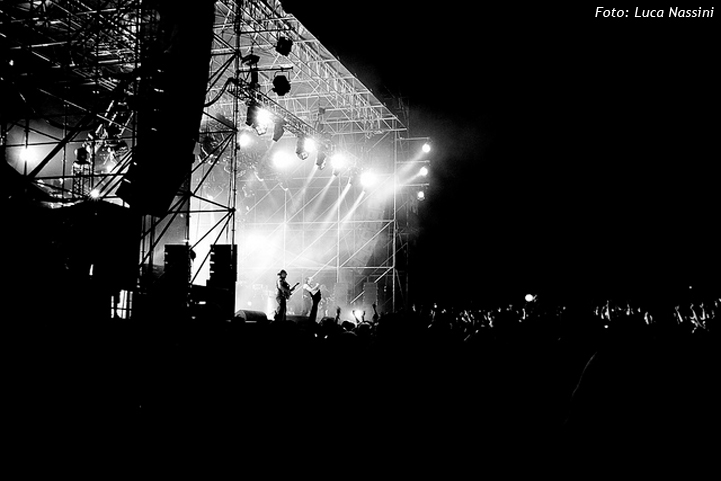 Litfiba - Arezzo - Reunion Tour Foto: Luca Nassini
