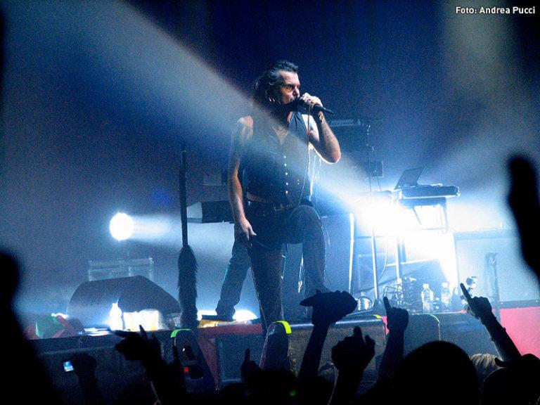 Litfiba - Firenze - Grande Nazione Tour - Foto: Andrea Pucci