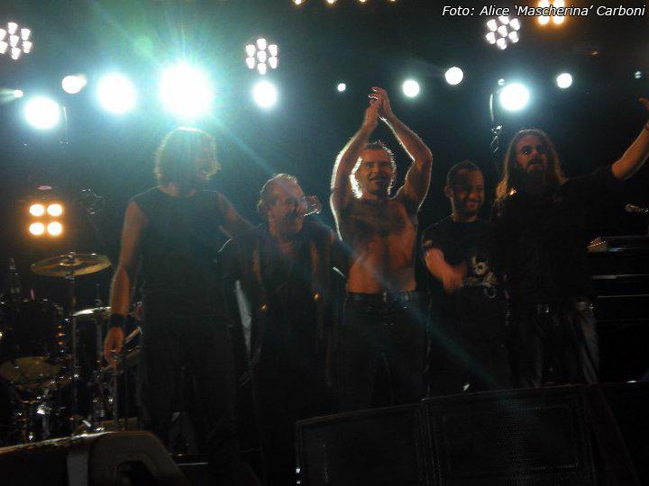 Litfiba - Reunion Tour - Noci - Foto: Alice Carboni