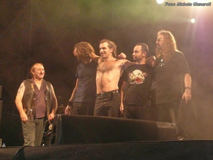 Litfiba - Reunion Tour - Villafranca - Foto: Michela Gianaroli