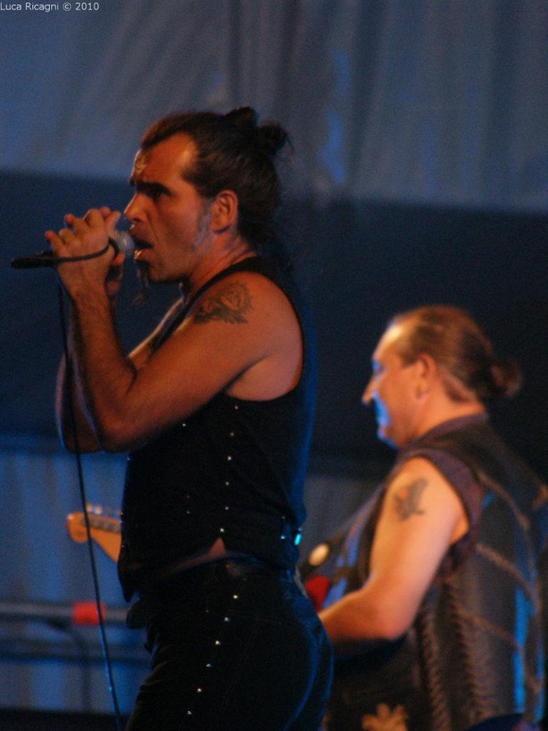 Litfiba - Reunion Tour - Collegno Foto: Luca Ricagni