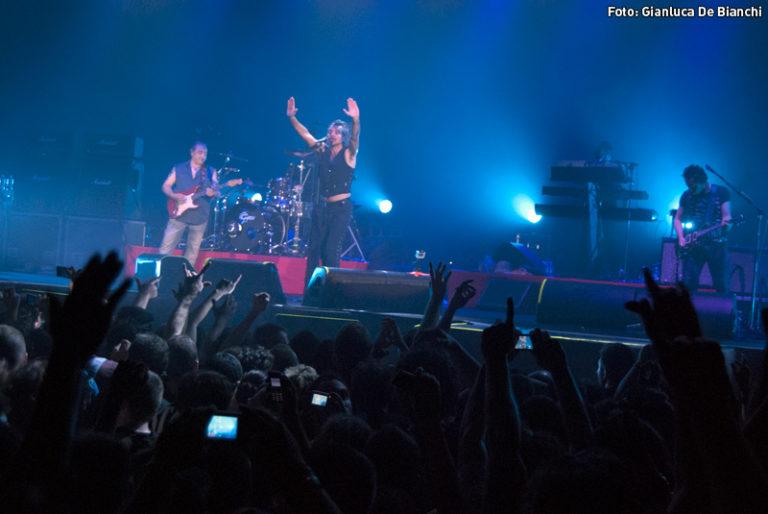 Litfiba - Firenze - Grande Nazione Tour - Foto: Gianluca De Bianchi