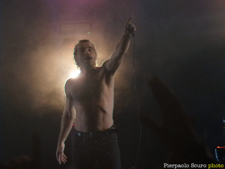 Litfiba - Reunion Tour - Noci - Foto: Pierpaolo Scuro