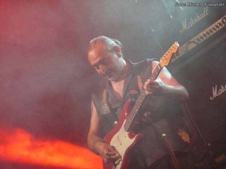 Litfiba - Arezzo - Reunion Tour Foto: Michela Gianaroli