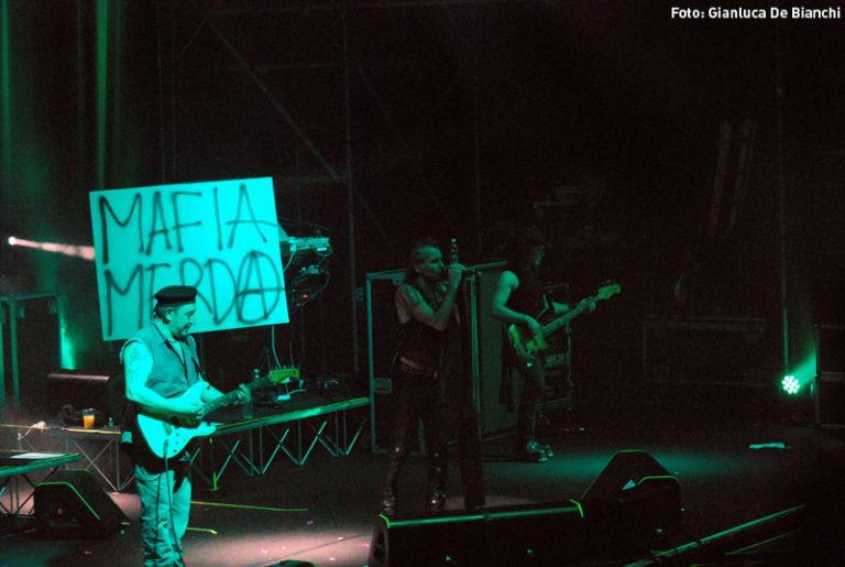 Litfiba - Roma - Tetralogia degli elementi Tour - Foto: Gianluca De Bianchi