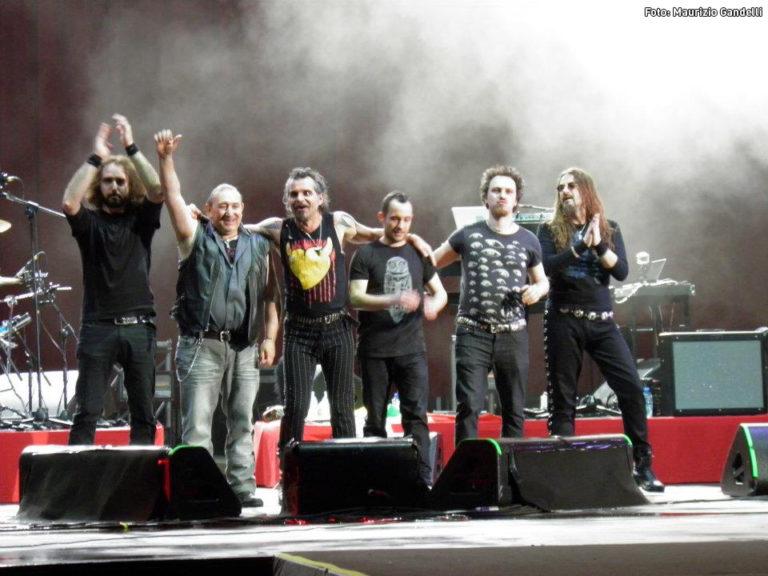 Litfiba - Verona - Grande Nazione Tour - Foto: Maurizio Gandelli