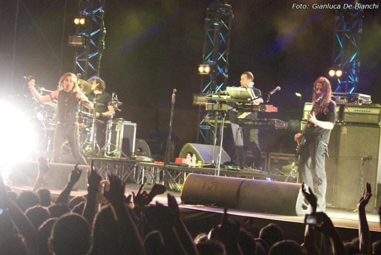 Litfiba - Reunion Tour - Sabaudia - Foto: Gianluca De Bianchi