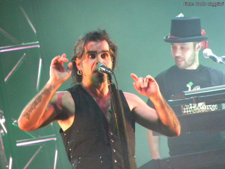 Litfiba - Reunion Tour - Firenze Foto: Paolo Caggiari