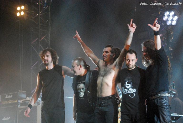 Litfiba - Reunion Tour - Firenze Foto: Gianluca De Bianchi