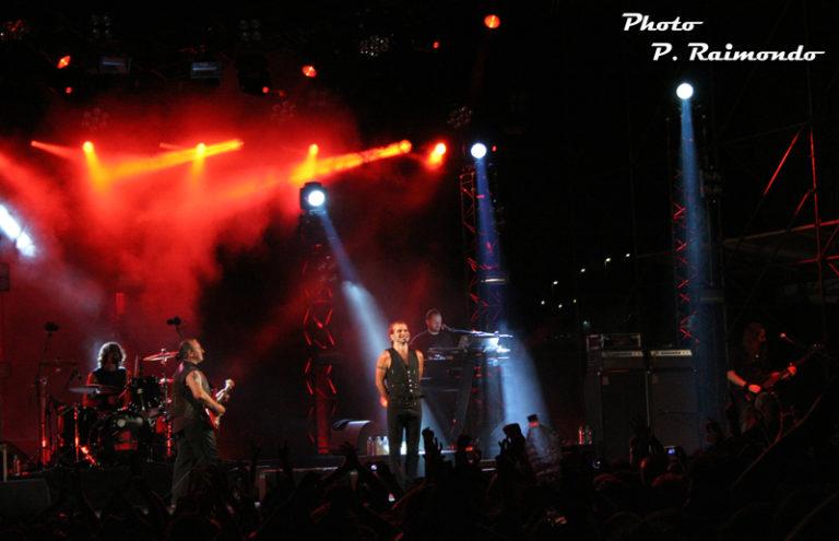 Litfiba - Reunion Tour - Noci - Foto: P. Raimondo
