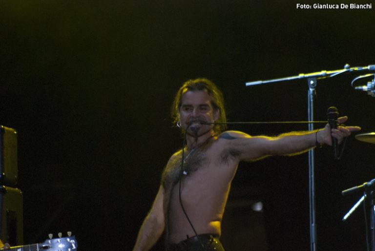 Litfiba - Roma - Grande Nazione Tour - Foto: Gianluca De Bianchi