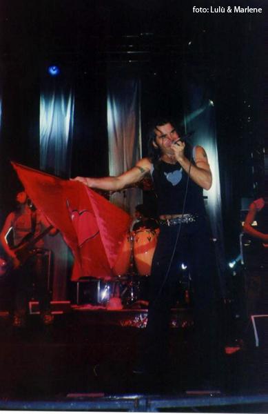 Piero Pelù - Imola - U.D.S. Tour - Foto: Lulù & Marlene