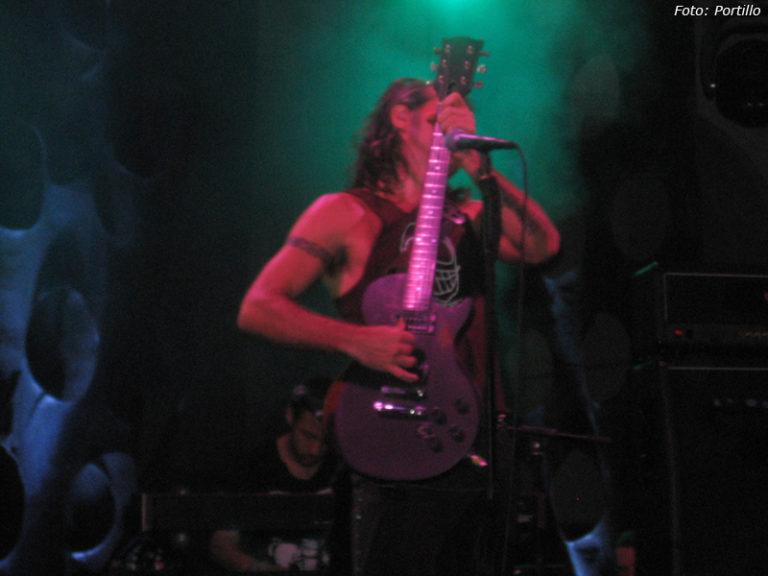 Piero Pelù - Argenta - Fenomeni Tour - Foto: Portillo